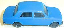 Fiat 124 azul 1966 Rivarossi H0 1:87 å √