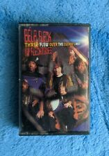 BELA FLECK And The Flecktones Three Flew Over The Cookoo's Nest Cassette Tape