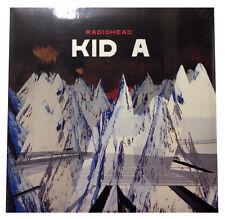 "SEALED & MINT- RADIOHEAD - KID A - DOUBLE 10"" VINYL LP - 180 GRAM / GATEFOLD"