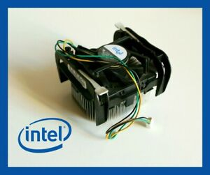 Dissipatore CPU Intel - Socket 478 478B Pentium 4 Ventola 3 pin Processore P4 PC