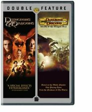 Dungeons & Dragons / Dungeons & Dragons: Wrath of the Dragon God [Dvd] New!