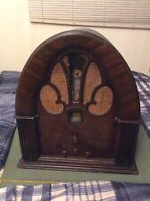 New ListingAntique Philco Super Hetrodyne 7 Radio Cathedral Baby Grand 1932 Radio