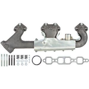 ATP 101084 Right Exhaust Manifold; Includes Necessary Hardware Does not inlcude