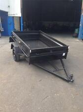 BRAND NEW 6x4 HEAVY DUTY HIGH SIDE TRAILER WITH ONE YEAR REGO ON THE SPOT