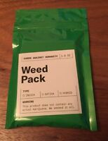 Cards Against Humanity Weed Pack Sealed New Limited Edition 30 Cards Expansion