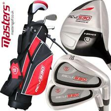 Masters Golf- Junior MC:J530 Complete Starter Package Set Age 9-12 yrs & Trolley