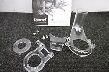 TREND DUST EXTRACTION ADAPTOR SPOUT TAKEN FROM A T11EK T11E ROUTER WP-T11/107