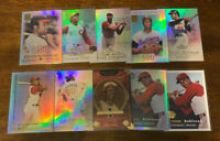 L848 - FRANK ROBINSON - LOT OF 10 DIFFERENT BASEBALL CARDS - REDS -