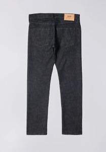 Edwin ED-55 Regular Tapered Jeans  Blue - rinsed