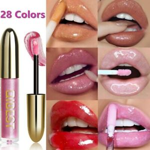 Waterproof Lipgloss Diamond Glitter Liquid Lipstick Lip Gloss Long Lasting