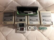 4x Super Nintendo Entertainment System / Nintendo / Pal