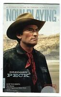 Now Playing Digest Magazine July 2010 TCM Gregory Peck EX 092316jhe