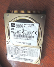 "APPLE 655 1112A HDD TOSHIBA MK6025GAS  60 Go 4.2K 2.5"" ATA/IDE Disque Dur PSR"