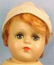 Madame Alexander Butch Composition Doll 1936 Adorable Vintage Boy