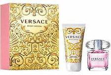Versace Bright Crystal EDT Spray 30ml & Perfumed Body Lotion 50ml