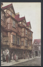 Shropshire Postcard - Ireland's Mansion, Shrewsbury    RS6248