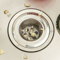 Bathtub Floor Filter Cover Sink Strainer Shower Drain Hair Catcher Stopper