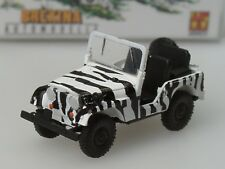 Brekina / Arwico Jeep Universal SAFARI, offen, weiss - 58903 - 1:87