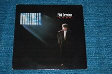 PHIL CRISTIAN No Prisoner AUTOGRAPHED/SIGNED AOR 1988 LP RARE!