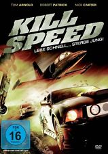 Kill Speed ( Actionfilm im style Top Gun, Sky Fighters ) mit Bill Goldberg NEU