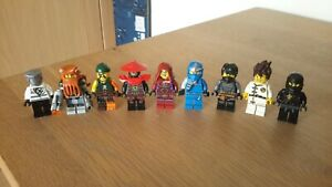LEGO Ninjago Minifigure Bundle Joblot