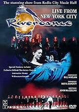 RIVER DANCE - LIVE FROM NEW YORK CITY ~ Irish Dancing Performance DVD - RARE !