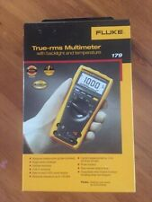 Fluke 179 True-RMS Digital Multimeter with temperature readings. 2019 model!!!!!