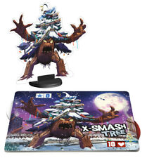 X-Smash Tree Holiday Christmas Promo Monster King Of New York & Tokyo 51314XMAS