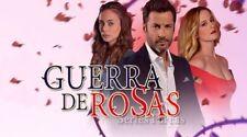 TELENOVELA TURKA 2016,GUERRA DE ROSAS,37 DVDS
