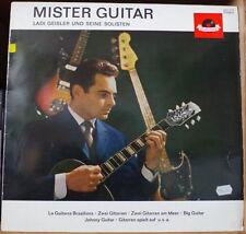 LADI GEISLER UND SEINE SOLISTEN MISTER GUITAR GERMAN PRESS LP