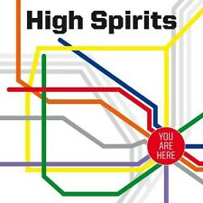 High Spirits - You Are Here [New CD]