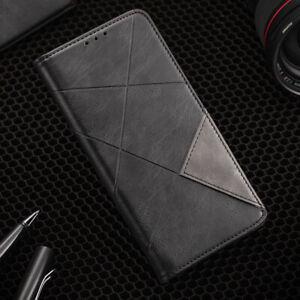 Handy Tasche Für Samsung Galaxy A20 A205F Flip Book Case Cover Schutz Hülle Etui