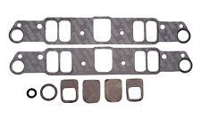 "Edelbrock 7280 Intake Manifold Gaskets - Pontiac 326-455 - 1.18"" x 2.20"" Port"