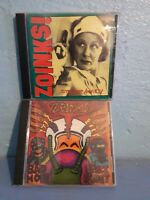 ZOINKS! - DUE CD - NUOVI - VEDI DESCRIZIONE