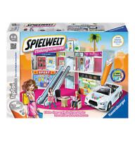 tiptoi® Ravensburger TIPTOI Spielwelt Einkaufszentrum 4 + Spielfiguren NEU OVP