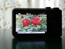 Sony DSC-H90 16 MP Camera,TouchScreen,8GB SD card USB cable,Battery,Charger.Mint