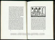 Boccaccio Dekamerone - Auswahl- schön illustriert von Fritz Kredel!