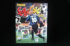 Panini Supercalcio 1997/1998 komplett mit allen Bildern