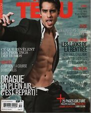 Tetu French Gay Interest Mag October 2010 Jean Paul Gaultier 070918DBF