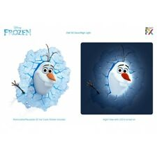 3d Night Light of Disney Frozen Olaf Wall Mounted P718010816