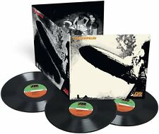LED ZEPPELIN - LED ZEPPELIN I 180 GRAM 3LP VINYL ALBUM SET (2014 REMASTER)