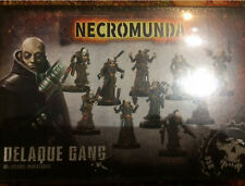 Necromunda Delaque gang NEW