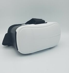 "!!Onn Virtual Reality Smartphone Headset-iPhone/Samsung/Smartphones 7"" White!!"