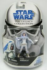 Star Wars Legacy Collection BD12 Padme Amidala Snow Outfit!