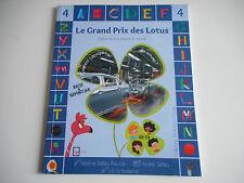 RECIT & REPORTAGE /LE GRAND PRIX DES LOTUS /COMMENT FABRIQUE-T-ON DES VOITURES
