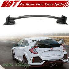 STOCK AU Unpainted For Honda Civic X Hatchback Type-R Turbo RS Trunk Spoiler 19