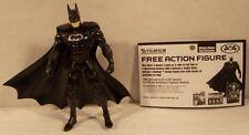 Batman & Robin Movie Rare Mailaway Fuji Film Figure & Order Form Hasbro (MISB)