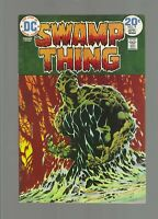 Swamp Thing #9 [DC, 1974] VF 8.0 Wrightson Story and Cover, 20 cent cover