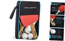 New listing Ping Pong Paddles - High-Performance | Premium Table Tennis 2-Player Set