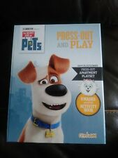 Secret Life of Pets Build a Pet by Centum Books (Mixed media product, 2016)
